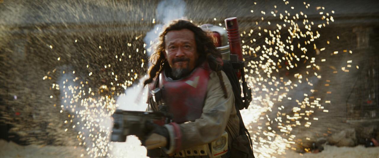 Rogue One: A Star Wars Story..(Jiang Wen)..Ph: Film Frame..©Lucasfilm LFL
