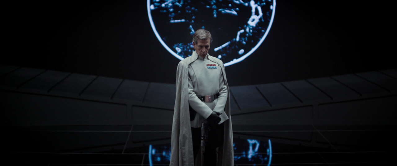 Rogue One: A Star Wars Story..(Ben Mendelsohn)..Ph: Film Frame..©Lucasfilm LFL
