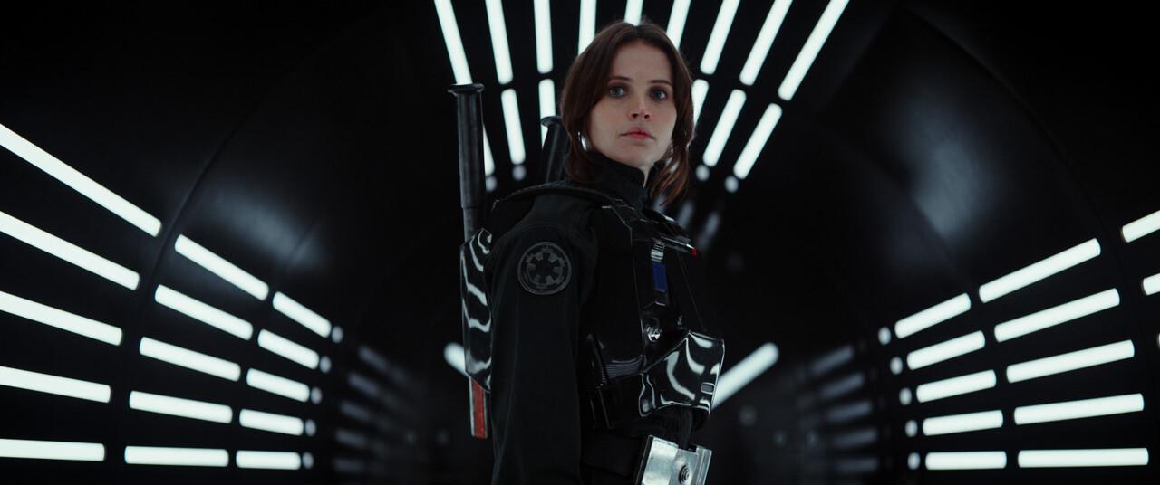 Rogue One: A Star Wars Story..(Felicity Jones)..Ph: Film Frame..©Lucasfilm LFL