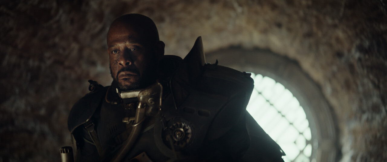 Rogue One: A Star Wars Story..(Forest Whitaker)..Ph: Film Frame..©Lucasfilm LFL