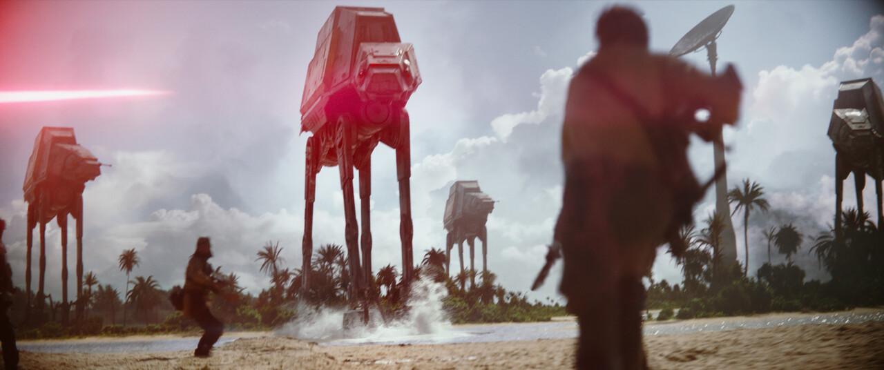 Rogue One: A Star Wars Story....Ph: Film Frame..©Lucasfilm LFL