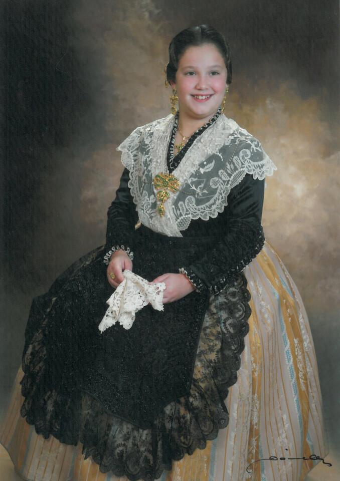 reina infantil Berta Montañés