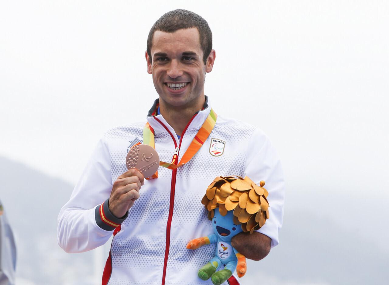 Triatlon Jairo Ruiz Rio de janeiro 2016