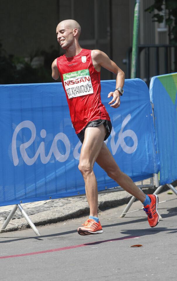 Maraton Masculino Categoria T46