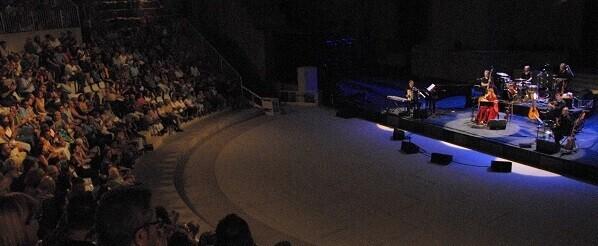 Actuación de María del Mar Bonet