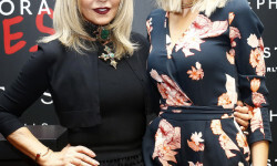 PARIS, FRANCE - SEPTEMBER 02:  (L-R) Anastasia Soare and Sandrea attend the Anastasia Beverly Hills Launches Beauty Line Exclusively at Sephora Champs-Elysees on September 2, 2016 in Paris, France.  (Photo by Julien M. Hekimian/Getty Images for Sephora) *** Local Caption *** Anastasia Soare; Sandrea