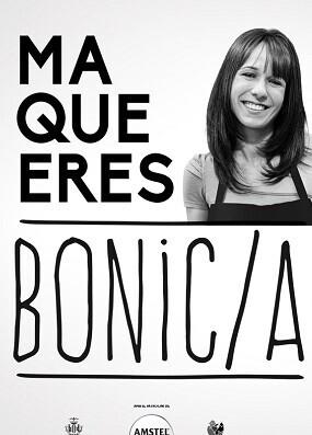 Cartel de Bonica Fest.