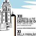 Chiva marca la cuenta atrás para la XII Carrera a Pie Castillo de Chiva y XI Milla Paralímpica.