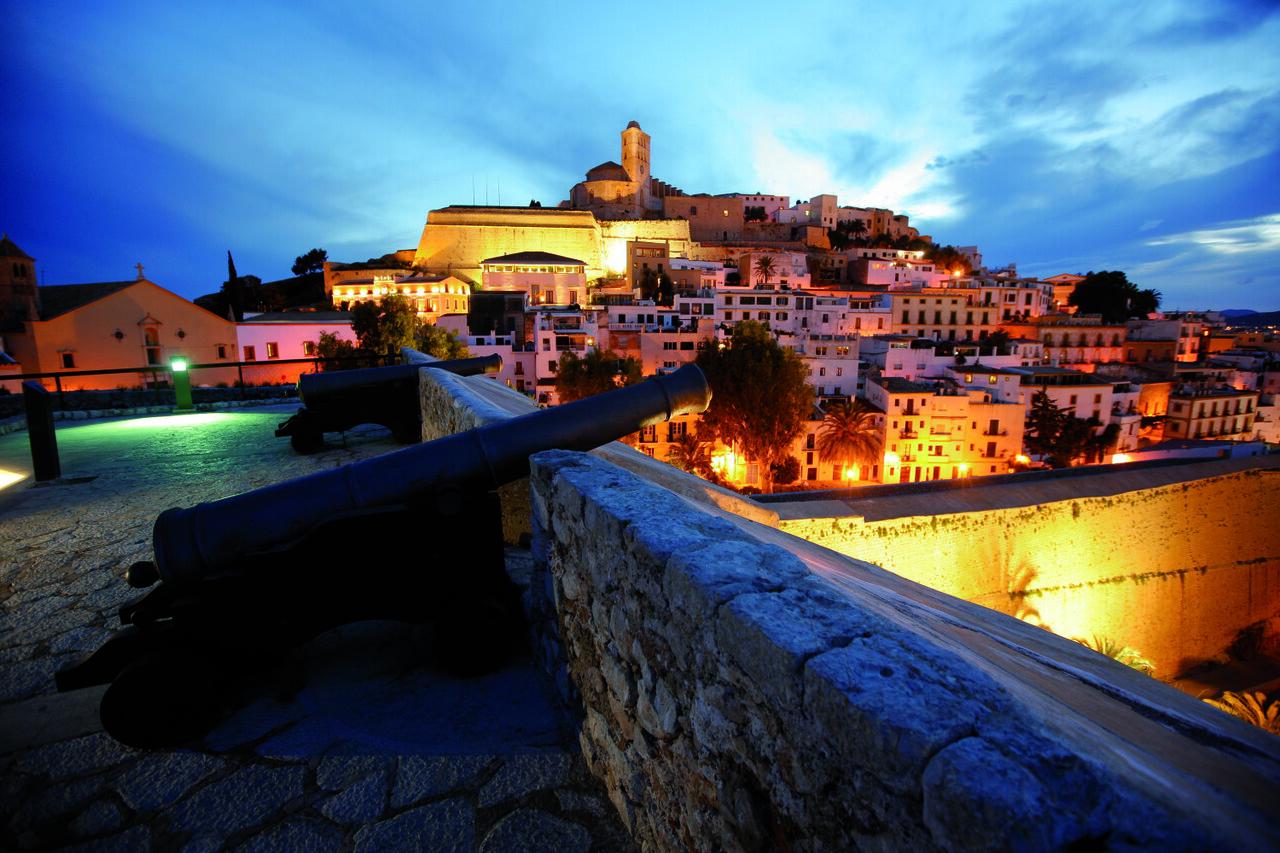 Dalt Vila, en Ibiza