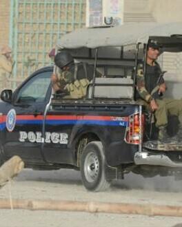 El grupo talibán Jamaat-ul-Ahrar  dice ser el autor de los atentados.