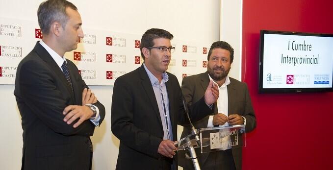 el-presidente-de-la-diputacion-de-valencia-participa-en-la-i-cumbre-interprovincial-junto-a-sus-homologos-de-castellon-y-alicante