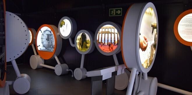 Este espacio pretende acercar al visitante cómo se gestiona el agua en una ciudad y la importancia de este recurso para la vida.