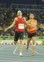 Gerard Decárrega, 400 T11, JJPP Rio 2016