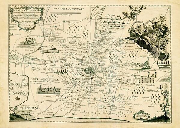 la-societat-bibliografica-valenciana-jeronima-gales-ha-ayudado-a-recuperar-obras-poco-conocidas-como-este-plano-de-la-huerta-de-valencia-realizado-por-cassaus-col-leccio-jose-huguet
