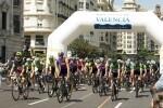 La Volta a València abre la semana grande del ciclismo en la provincia. (Foto-Abulaila).