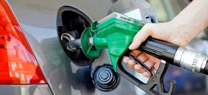 La gasolina subió un 1 por ciento.