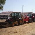 Las organizaciones ecologistas exigen la paralización del almacén de Gas Natural en Doñana.