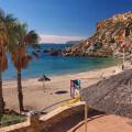 Las playas de la costa de Murcia presentan menor concentración de E. coli y enterococos. / Enrique Freire