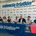 Más de 3.500 triatletas participarán en el Valencia Triatlón 2016 del fin de semana.