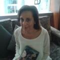 """María Gudín-""""A mí me gusta la aventura y quiero que los hechos históricos afecten a los personajes"""""""