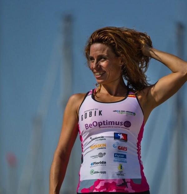 Maria Jose Martinez en Australia