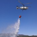 Medio Ambiente envía once medios aéreos y refuerzos en tierra para la extinción de cuatro incendios forestales