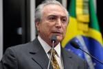 Michel Temer jura el cargo como nuevo presidente de Brasil tras la destitución de Rousseff.
