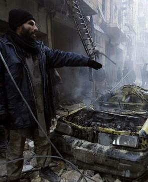 persisten-los-ataques-aeros-en-la-ciudad-de-alepo
