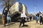 Un violento choque deja 38 muertos en un accidente de tráfico en Afganistán.