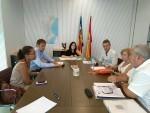 La Generalitat Valenciana y el Ayuntamiento de Alicante avanzan en el desbloqueo de proyectos como la rehabilitación de Juan XXIII