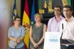 Valencia espera ya la caravana de la Vuelta Ciclista a España que recorrerá la provincia de Requena a Gandia. (Foto-Abulaila).
