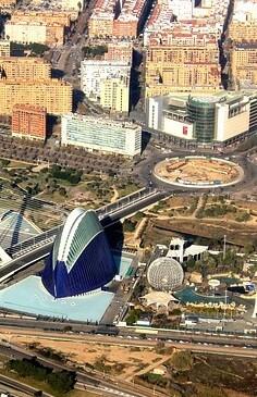Valencia se posiciona alrededor de los principales mercados.
