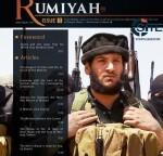 El sumario de la revista Rumiyah donde se amenaza a Australia