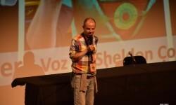 Fernando Cabrera Voz de Sheldon Cooper y Kylo Ren
