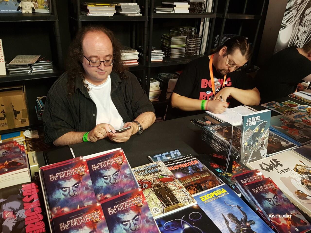 cificom-valencia-2016-star-wars-juan-carlos-herreros-escritor-cosplayers-juegos-de-mesa-y-videojuegos-8