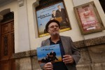 Comunidad Valenciana Valencia. 06/10/2016 Teatro Talía, presentación de la nueva obra de Pablo Carbonell.  Fotografia de Manuel Molines Teatro Talia, Obra de Pablo Carbonell.