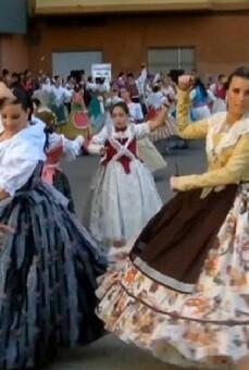 folklore-valenciano
