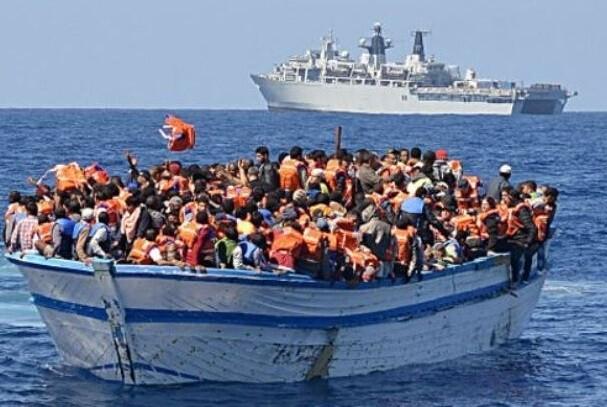 la-guardia-costera-italiana-rescata-a-casi-5-000-migrantes-en-el-canal-de-sicilia