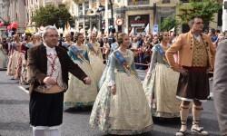 procesion-civica-valencia-9-octubre-senera-senyera-corte-falleras-3