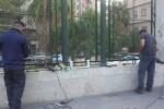 se-repara-la-valla-del-complejo-municipal-de-abastos
