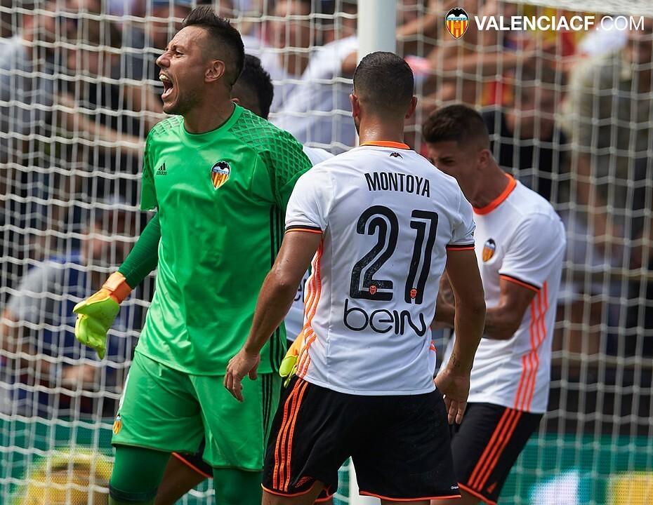 02-10-2016,, Liga Santander, Valencia CF v Atletico Madrid. Mestalla, Valencia
