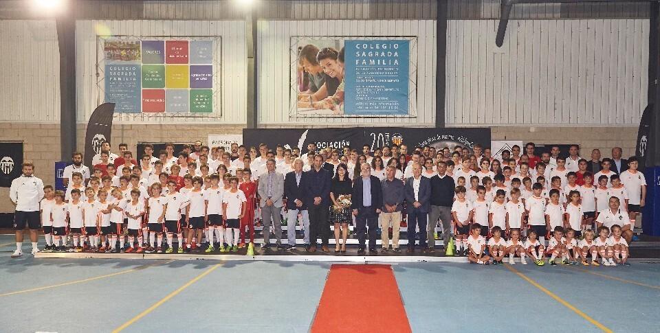 15-10-2016, VCF Mestalla v  Mallorca B en Ciudad Deportiva VCF Paterna, Valencia.