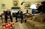 barack-obama-y-donald-trump-iniciaron-el-proceso-de-transicion-con-una-reunion-en-la-casa-blanca
