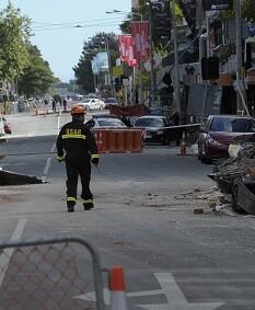 Cerca de 400 que quedaron atrapados en la ciudad fueron trasladados.
