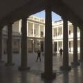 VALENCIA 21 12 10 CLAUSTRO DEL EDIFICIO DE LA NAU FOTO MIGUEL LORENZO