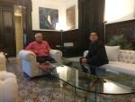 el-senador-de-compromis-carles-mulet-es-reuneix-amb-joan-ribo-per-defensar-a-madrid-els-problemes-de-la-capital-valenciana