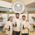 """El sevillano Antonio Rodríguez y la valenciana Irene Pons ganan la 3ª edición del concurso """"Maestros de la Tapa Cruzcampo Gran Reserva"""""""