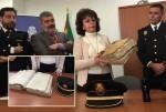 la-policia-nacional-recupera-un-libro-manuscrito-del-siglo-xvii-desaparecido-hace-tres-decadas