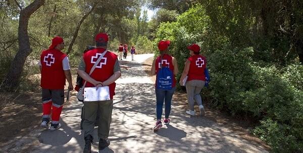 la-presencia-de-voluntarios-de-la-cruz-roja-en-la-devesa-ha-permitido-atender-casi-500-incidencias