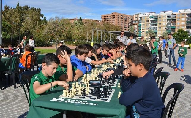 otra-imagen-de-los-competidores-en-la-zona-de-juego
